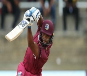 West Indies batsman Nicholas Pooran.