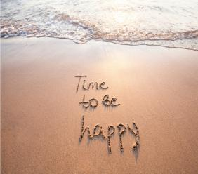 Time to be happy / Photo : adorationdivine.com