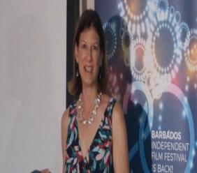 Co-Founder of BIFF, Jennifer Smith-Bent.