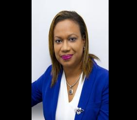 CEO of Export Saint Lucia Sunita Daniel