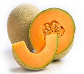 A type of cantaloupe from the fruit's wide variety.