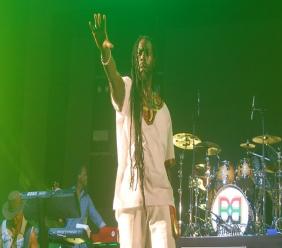 Buju Banton was among the headliners at the 2019 World Creole Music Festival