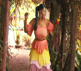 Nadia Batson will be representing for soca at the Grenada Music Festival.