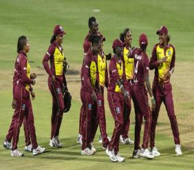 West Indies Women.