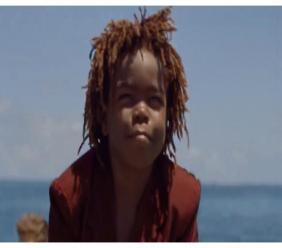 Yashua Mack as Peter Pan