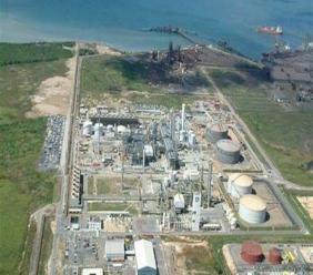 Image of Titan Plant in Point Lisas. Photo courtesy chemicals-technology.com