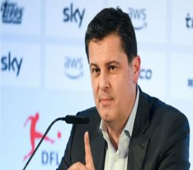 German Football League chief executive Christian Seifert.