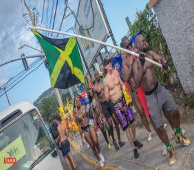 Relive Carnival in Jamaica 2019 with two minutes of feathers, rhinestones, and festivities. (Photos/Video: Shawn Barnes)