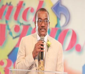 (File Photo) Minister Jeffrey Bostic