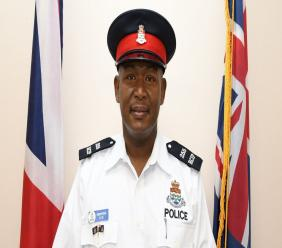 32 Years in Service – PC Eugene Myles