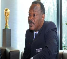 Yves Jean-Bart, President of the Haiti Football Association (FHF).