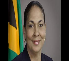 File photo: Minister of Labour and Social Security, Shahine Robinson