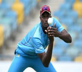 West Indies Test captain Jason Holder.