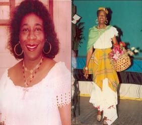 The late, great Denise Joyce Auguste
