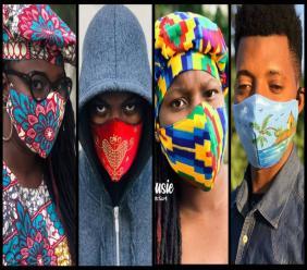 Collage / Loop Haiti
