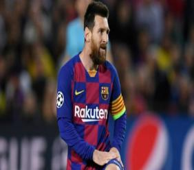 Barca, Messi set for talks.