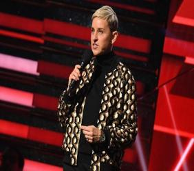 Ellen DeGeneres / Photo: AFP