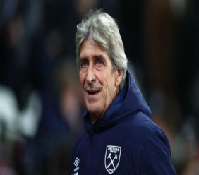Manuel Pellegrini during his time in charge of West Ham.