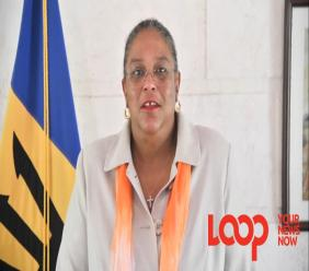 Prime Minister Mia Amor Mottley thanked Rihanna for her donation
