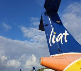 LIAT plane (FILE)