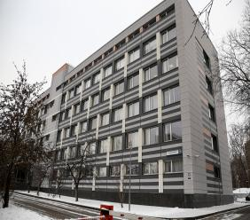 Russia's national drug-testing laboratory in Moscow.