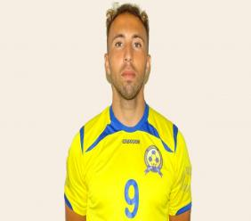Barbados senior men's team forward Hallam Hope