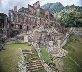 Sans-Souci palace- Haiti Photo credit: Claudiad/iStock