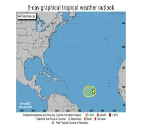 Source: National Hurricane Centre, Miami Florida