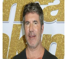 Simon Cowell photo from AP