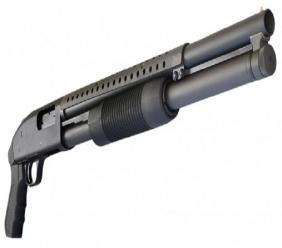 Vermont State Police recover, return shotgun stolen in 1994. (File)