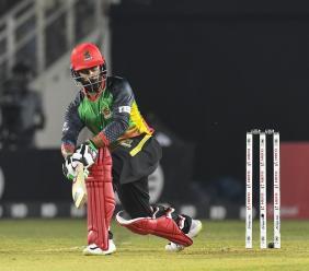 Pakistan all-rounder Mohammad Hafeez.