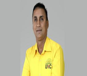 UNC candidate for the Couva North constituency, Ravi Ratiram.
