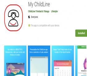 The Childline app is now available on Android and iOS