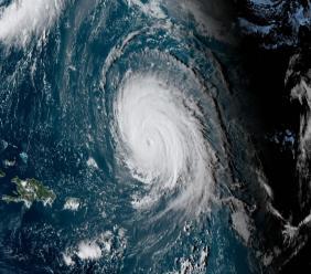 Photo: National Hurricane Centre (NHC).