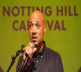 Matthew Phillip, Executive Director of Notting Hill Carnival. Photos courtesy Notting Hill Carnival.