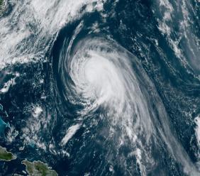 Photo: US National Hurricane Centre