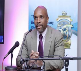 Herbert Hall, Vice President and Head of Investment Banking, Jamaica and Northern Caribbean at NCB Capital Markets.
