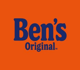 This image provided by Mars Food shows the new logo/name of Ben's Original. The Uncle Ben's rice brand is getting a new name: Ben's Original. Parent firm Mars Inc. unveiled the change Wednesday, September, 2020 for the 70-year-old brand, the latest company to drop a logo criticised as a racial stereotype. Packaging with the new name will hit stores next year. (Mars via AP)
