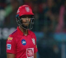 Nicholas Pooran topscored for Kings XI Punjab with 32 not out.