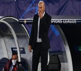Zinedine Zidane menacé en cas de défaite contre le Barça ?© AFP