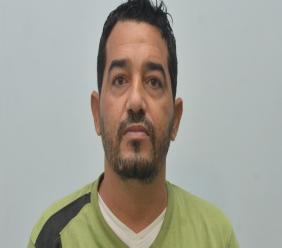 Aroldo Vidal Gutierrez, 42, was charged for the murder of JohandrysEspinoza.