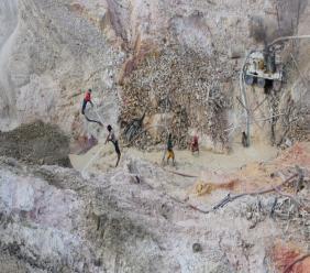 Photo: Guyana Gold and Diamond Miners Association