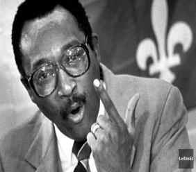 Jean Alfred, premier Noir élu à l'Assemblée nationale du Québec/ Photo: Archives/ Le Droit