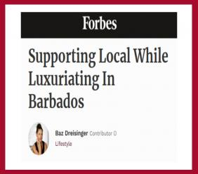 Forbes Magazine highlights Bajan Businesess