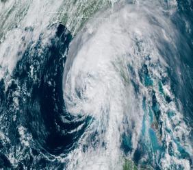 Image: Hurricane Eta.