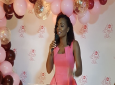 Danielle Jones, founder of The Pink Tea