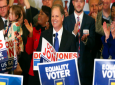Doug Jones, fraichement elu au senat en Alabama