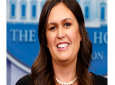 White House Press Secretary Sarah Huckabee Sanders acknowledges in a tweet that she was asked to leave a Virginia restaurant Friday night, June 22