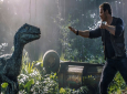 "This image released by Universal Pictures shows Chris Pratt in a scene from, ""Jurassic World: Fallen Kingdom."" (Universal via AP)"