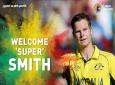 Smith replaced Shakib Al Hasan in the Barbados Tridents squad